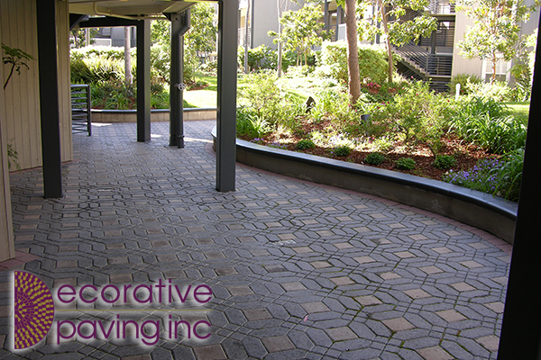Decorative Paving Company : Decorative paving inc commercial gallery